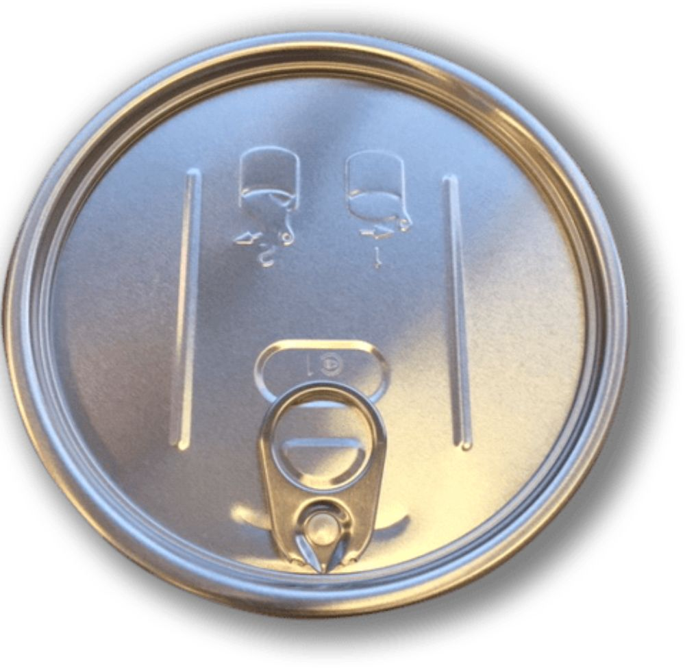 Easy open prodotto da Cavioni Fustitalia