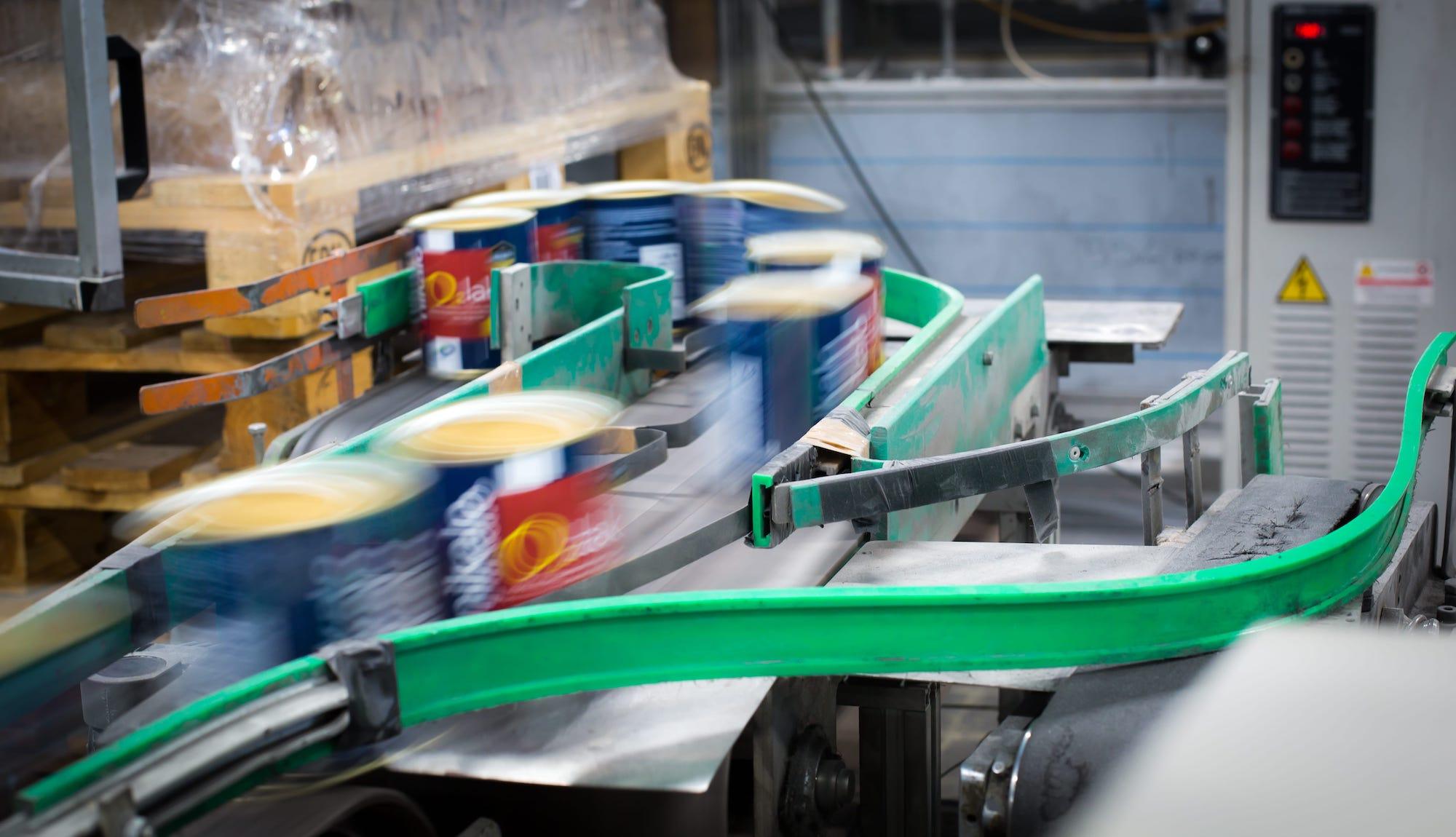 Cavioni Fustitalia - rullo per la creazione di lattine e imballaggi metallici
