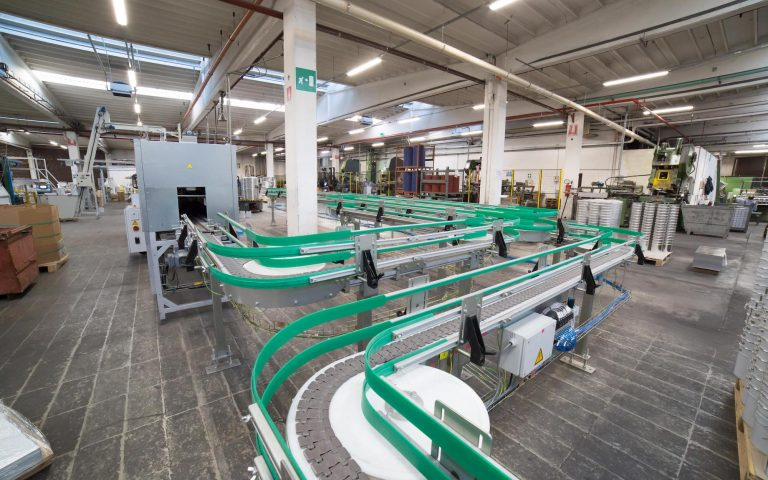 Cavioni Fustitalia - rullo per la produzione di latte e imballaggi metallici