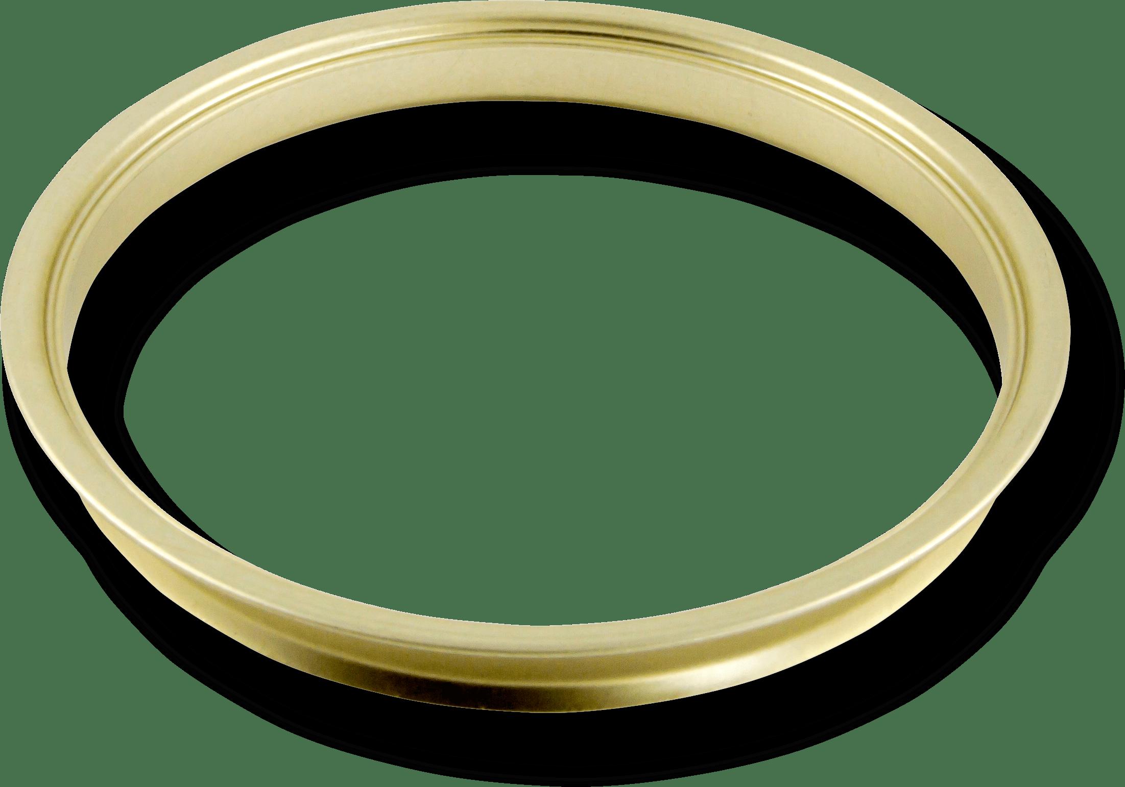 Anello svuotamento totale prodotto da Cavioni Fustitalia