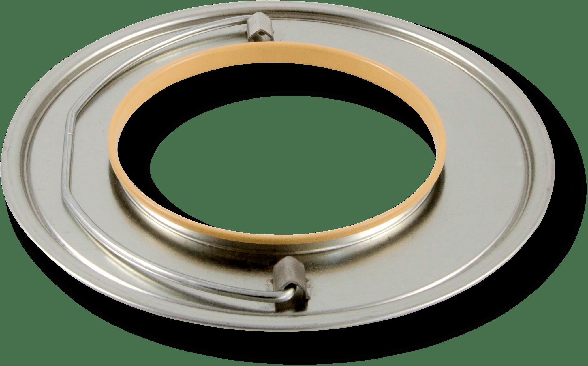 Coperchio foro 100 prodotto da Cavioni Fustitalia