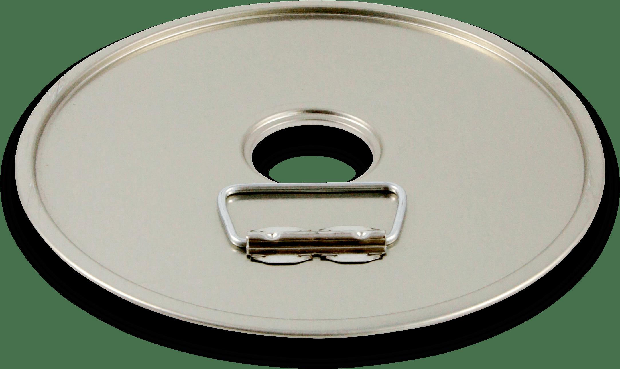 Coperchio foro 42,3 centrato prodotto da Cavioni Fustitalia