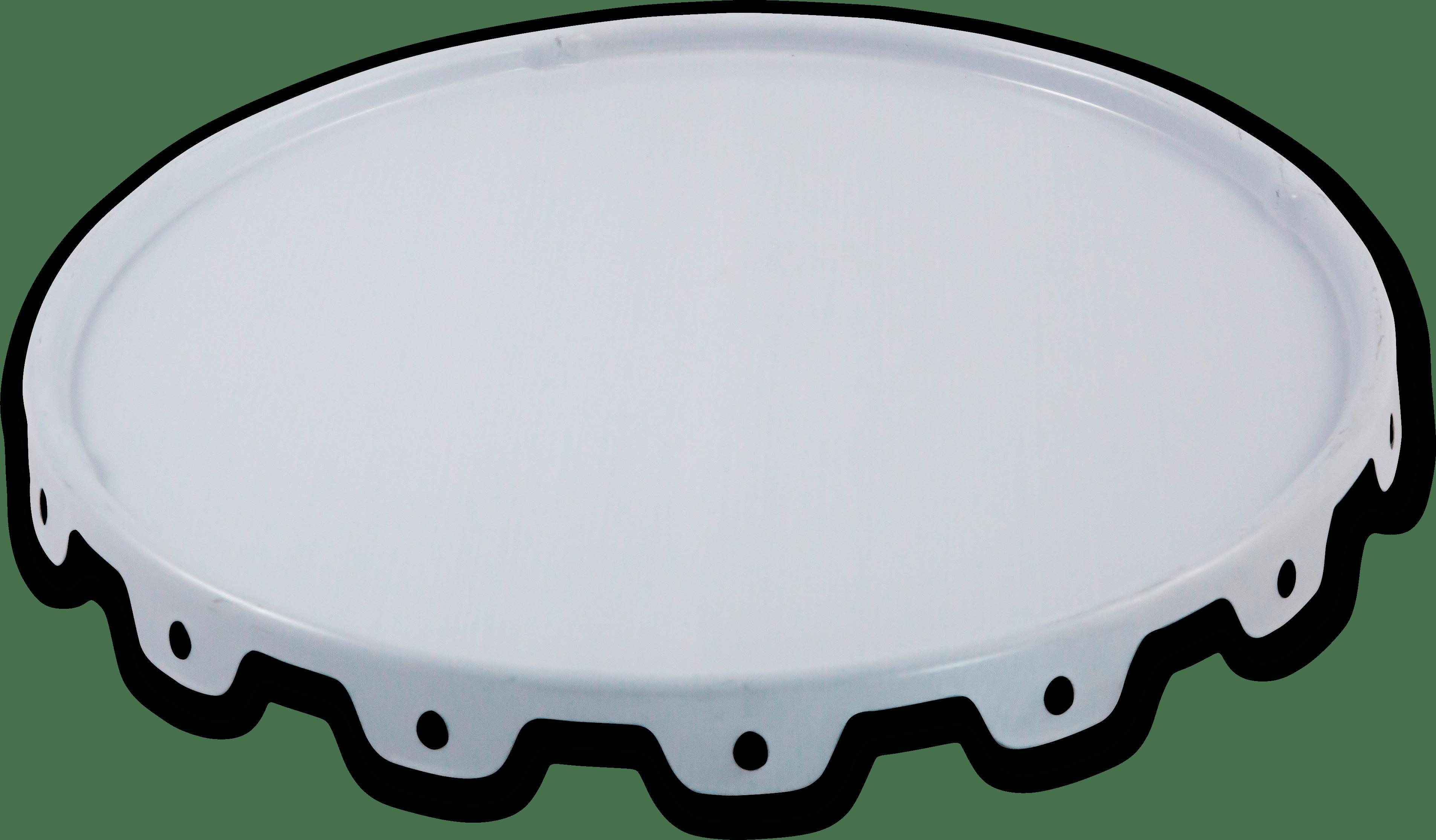 Coperchio Asportabile Alettato prodotto da Cavioni Fustitalia